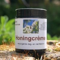 Honingcrème, 100 ml.